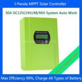 96V 20A MPPT solar charge controller, 12V 24V 48V 96V auto work, solar charger LiFePO4 Gel Vented ,Sealed,Gel,NiCd LCD RS232