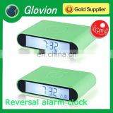 Best selling digital clocks for sale Reversal kids digital clock cute alarm clock