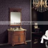 Popular Brown <b>Italian</b> Style Classical <b>Bathroom</b> <b>Furniture</b>