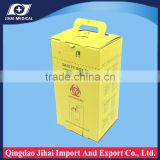 Sharp container medical medical safety box