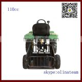 hot sale china cheap 4x4 110cc mini tractor with trailer