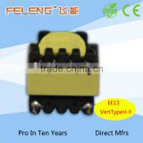 EE13Vertical Type High Frequency Transformer