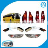 Guangzhou auto parts market XML6127 Golden Dragon bus body parts