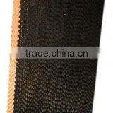 Evaporative Cooling Pad//Wet Curtain for Greenhouse and Poultry Farm without frame (Black colour)