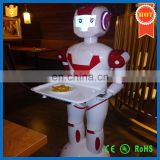 Humanoid Robots Service Equipment Kitchen Robot Waiter For Restaurant