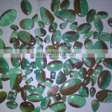 Natural chrysoprase cabochon/Loose chrysoprase gemstone cabochon/Wholesale chrysoprase lot/Wholesale semi precious loose gemston