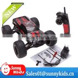 Hot selling high power electric rc car 2.4g electric rc monster truck bigfoot car