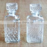 1000ML GLASS DECANTER