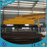 high quality customized size multifunction hydraulic truck crane with competitive price