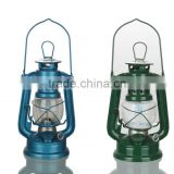 245# Painted LED Lantern For Outdoor Usage