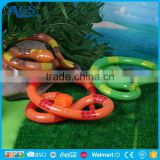 Colorful superior quality Snake Toy PVC inflatable toy
