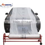 plastic auto paint masking film supplier 5*150m