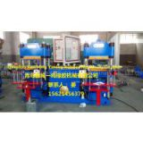 200T automatic control rubber molding press