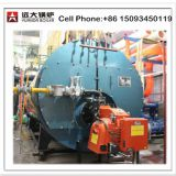 Fire tube 1000kg 1 ton Oil fired steam boiler