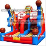 Inflatable basketball hoop shoot Outdoor Games for fun SP-SP019                                                                         Quality Choice
