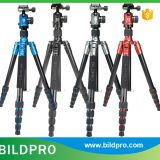 BILDPRO Compact Flexible Tripod Professional Aluminum Stand For Digital Cameras