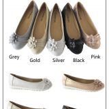New Style Ladies/women flat shoes dance Ballet Shoes