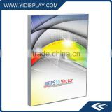 LED optical lens fabric light box