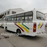 Diesel Engine 22-25 Seats Mini City Bus,Best For Countryside