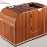 Mini Portable Home Sauna Steam & far infrared Sauna room Slimming Full Body Detox Therapy spa sauna