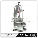 750W High Speed Electric Meat Bone Cutting Saw Machine with Stainless Steel Bench                                                                         Quality Choice
