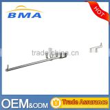 2016 Fashion Hotel Bathroom Wall Mounted Stainless Steel Towel Bar
