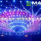 Durable LED KTV ceiling deco light hot sales