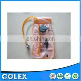 New design Hiking Cycling 2L drinking water in plastic bag