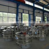 Gaofu round vibrating screen for corn starch