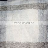 Linen cushion cover hand woven