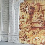 WPC wall panel for house decoration