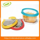 5PCS Cheese Grater With Container and Measuring Cup                                                                         Quality Choice