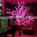 indoor decorative flower tree cherry blossom with led light