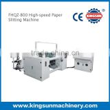 automatic high speed surface type aluminum foil slitting machine