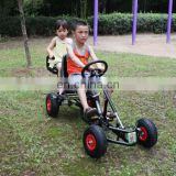 Double seats Go kart