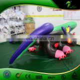Design Colorful Dragon Doll Inflatable Customized Cartoon Animal Inflatables Anime Toys