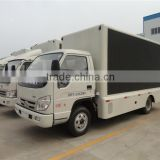 New design dfac P10 P8 truck led display, digital advertising truck, truck led billboard adversting truck