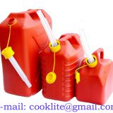 Petrol Plastic Fuel Can / Plastic Fuel Jerry Can / Explosafe Petrol Can
