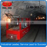 China Coal Manufacturer Battery Model Locomotive For Mining