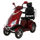Four Wheel Disabled Electric Scooter, Mobility Scooter for Elder People