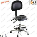 High Quality antistatic Chairs with foot rest