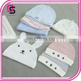 Fashion baby soft cotton hats newborn wholesale price baby caps