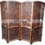 Wooden handmade ethnic look Room Partition and Divider