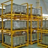 Heavy Duty Warehouse Steel Stacking Rack / Pallet Stacking Frame