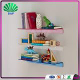 New Design Wall Bookcase Clear Acrylic Shelf Study Shelf Supplier