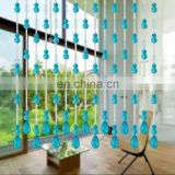 Transparent Plastic Resin Beads Curtain Window Door Wedding Decor Backdrop