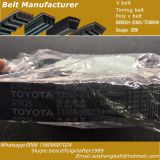 High quality with low price rubber TRANSMISSION belt 121MY21 Toyota  timing belt OEM13568-19056