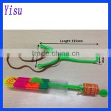 supply different types blister card packing amazing slingshot rocket led arrow helicopter