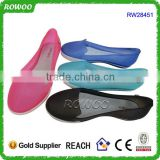 Women's PVC shoes beach shoes slipper flip flops
