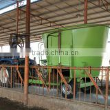 honorsun 4-20M3 vertical TMR feeder mixer/feed mixer truck